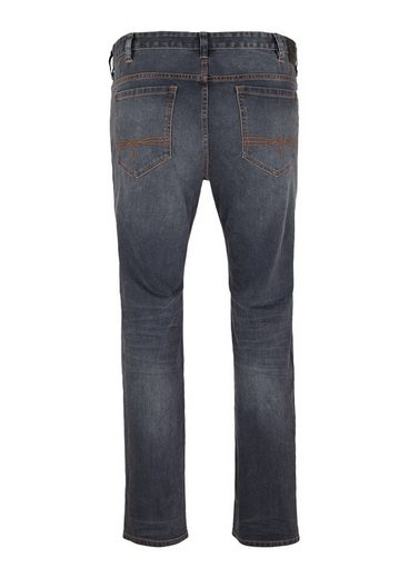 s.Oliver RED LABEL Scube Relaxed: Graue Denim