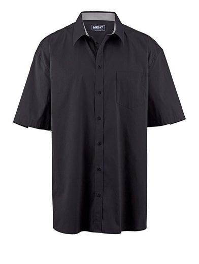 Men Plus By Happy Size Special-belly Cut Shirt