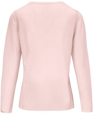 Include Knitted Sweaters Cashmere With Round Neck, Fluffy