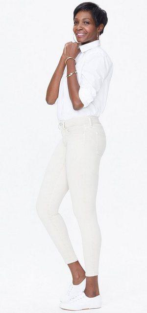 Hosen - NYDJ Ami Skinny Legging »in Premium denim« › natur  - Onlineshop OTTO