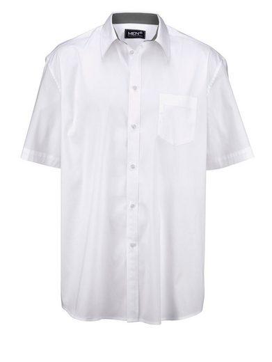 Men Plus by Happy Size Spezialschnitt Hemd