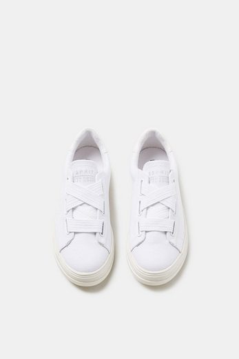 Esprit Trend-sneaker With Tonal Fabric Tape