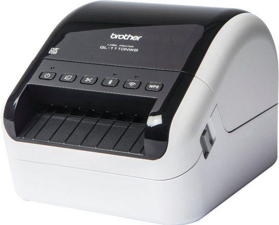 Brother Etikettendrucker »QL-1110NWB«