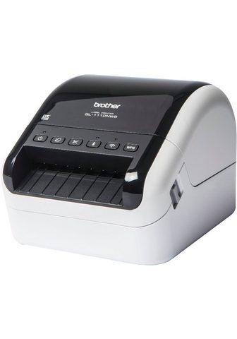 BROTHER Etikečių spausdintuvas »QL-1110NWB«