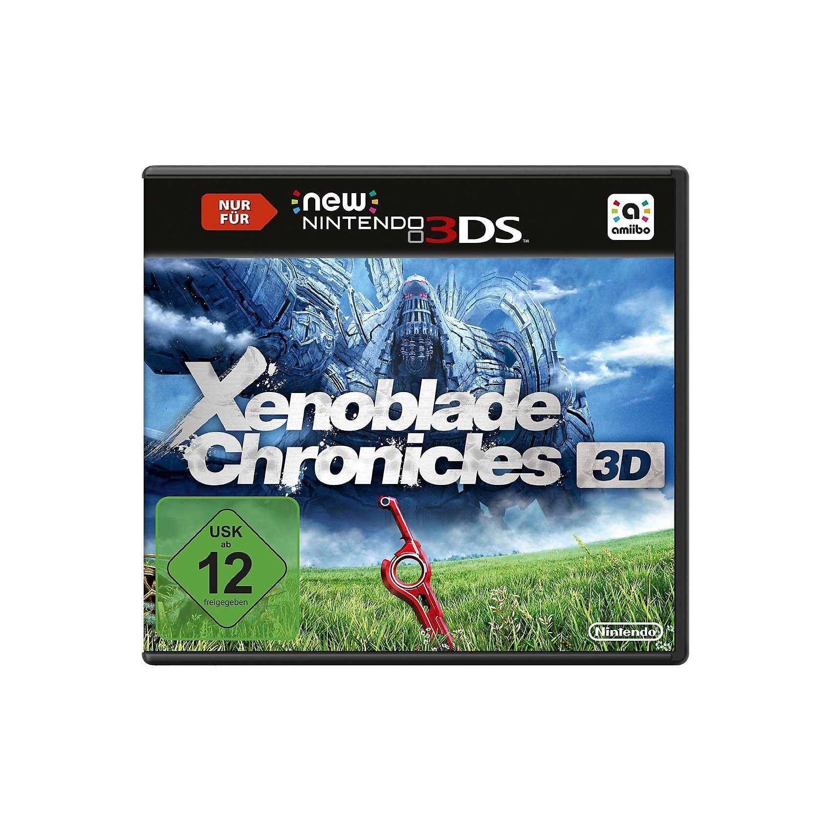 Nintendo NEW 3DS Xenoblade Chronicles 3D