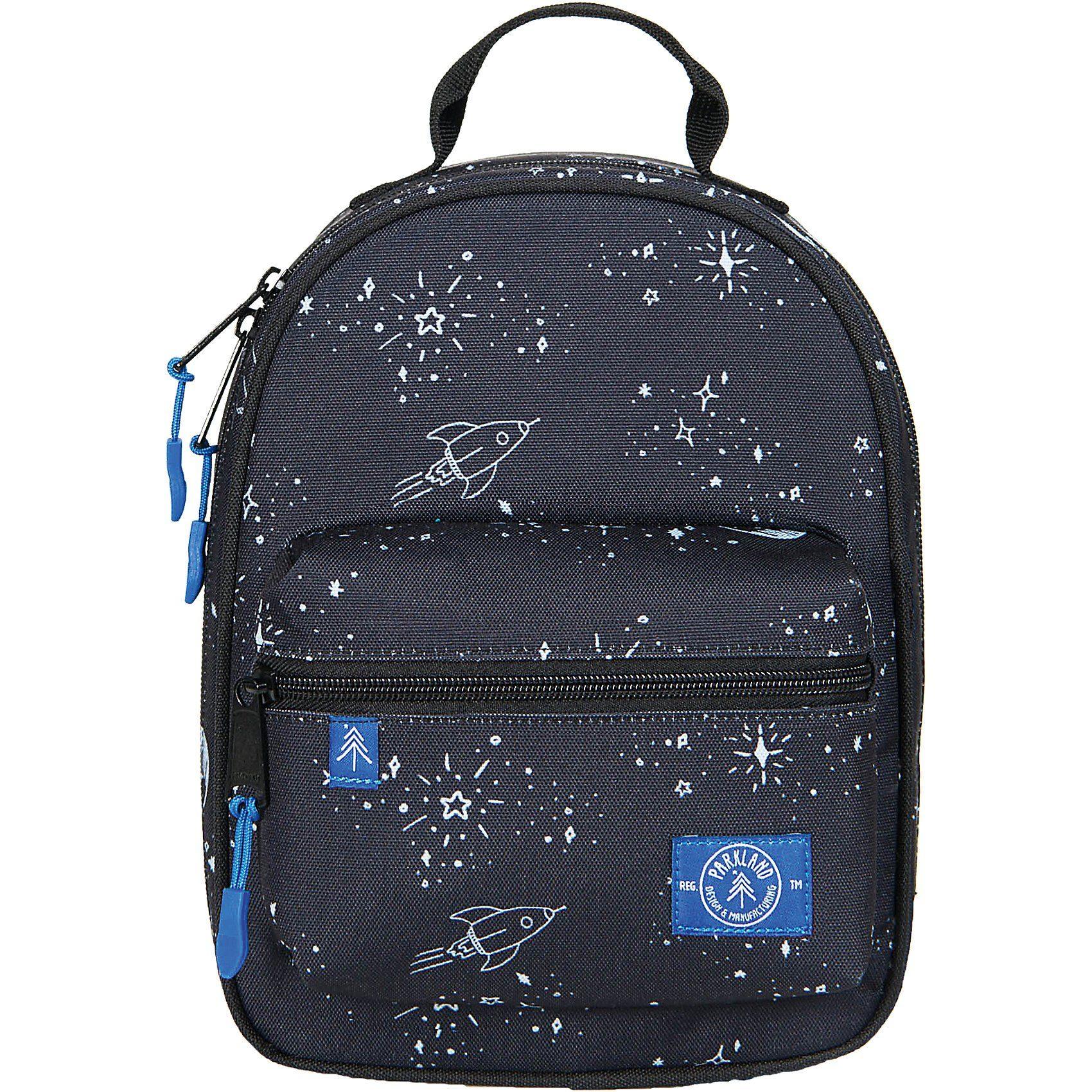 Unisex PARKLAND Kühltasche Lunch Bag THE RODEO Space Dreams schwarz | 00828432132430