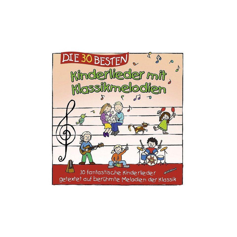 Universal CD Die 30 Besteen Kinderlieder mit Klassikmelodien online kaufen