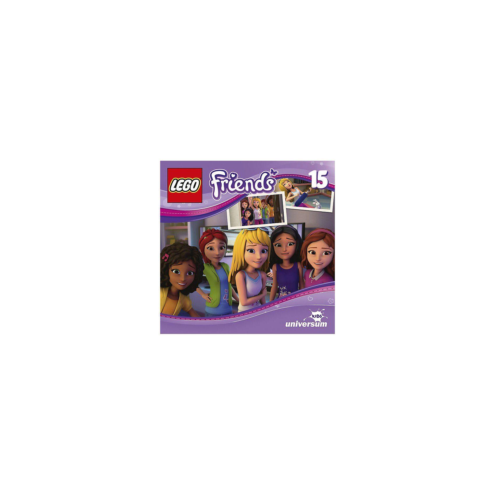 LEGO CD Friends 15 - Das verschwundene Haus