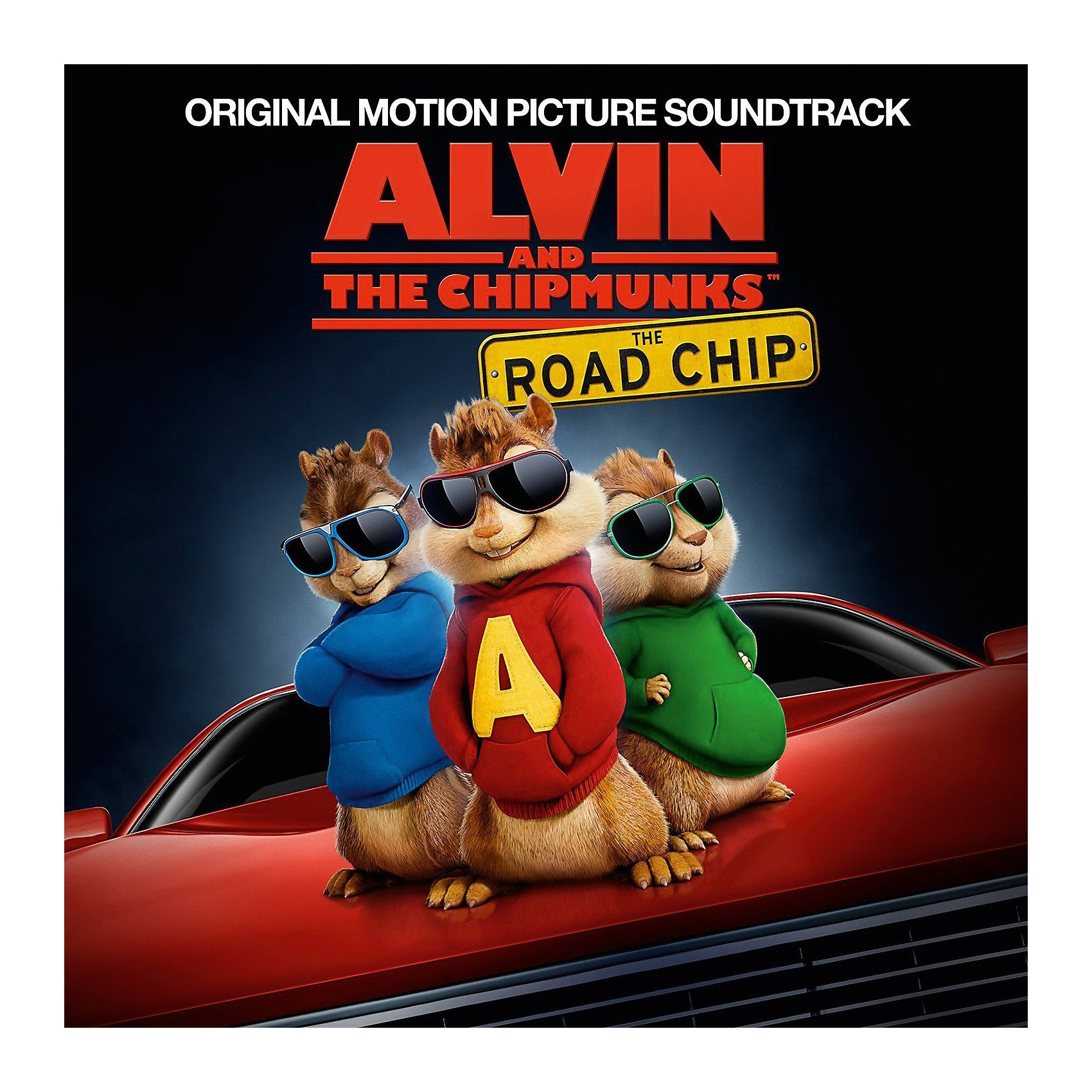 Universal CD Alvin And The Chipmunks: The Road Chip (Soundtrack)