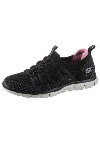 Skechers Slip-On Sneaker su Bio-Dri-Ausstattung...