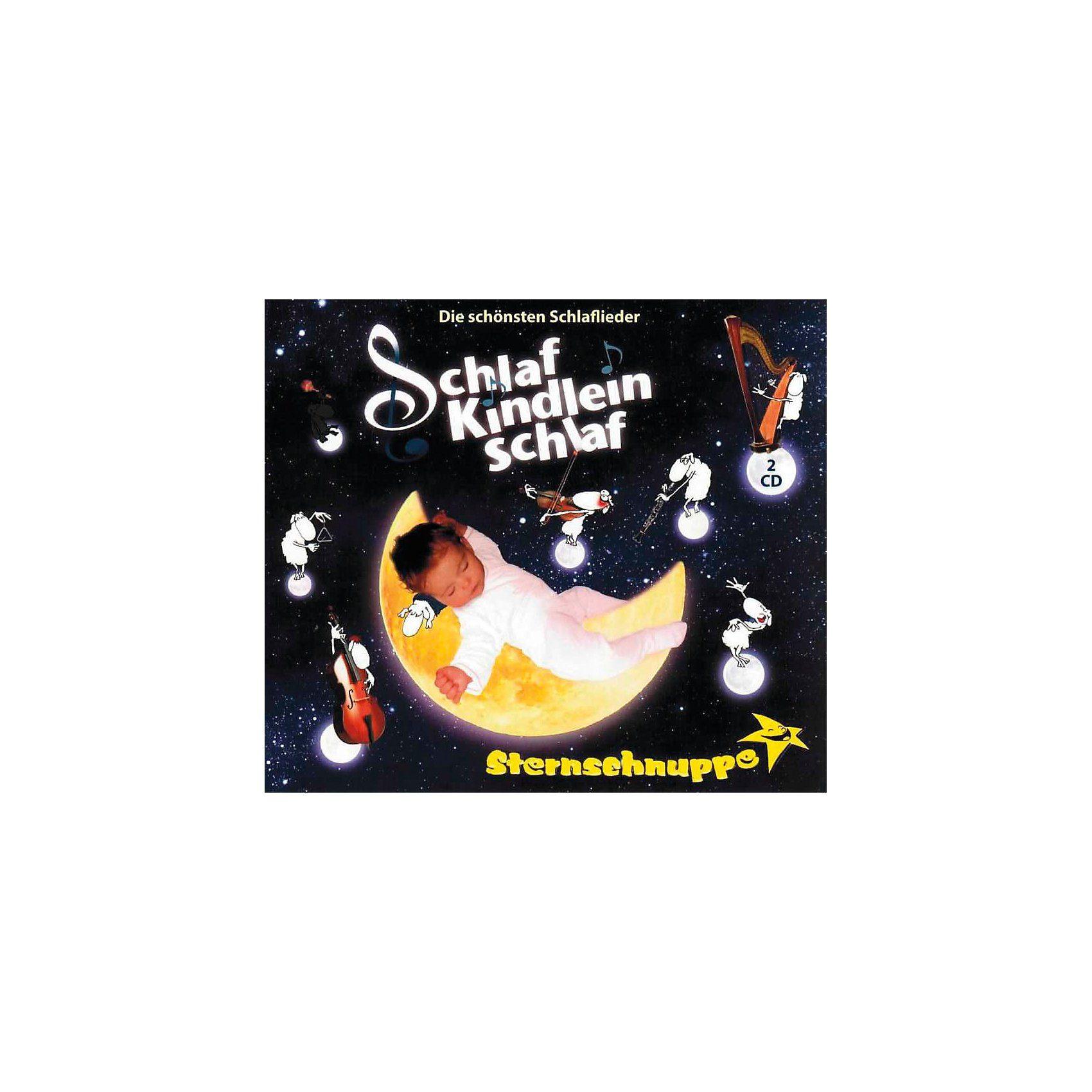 CD Schlaf Kindlein schlaf - Die schönsten Schlaflieder