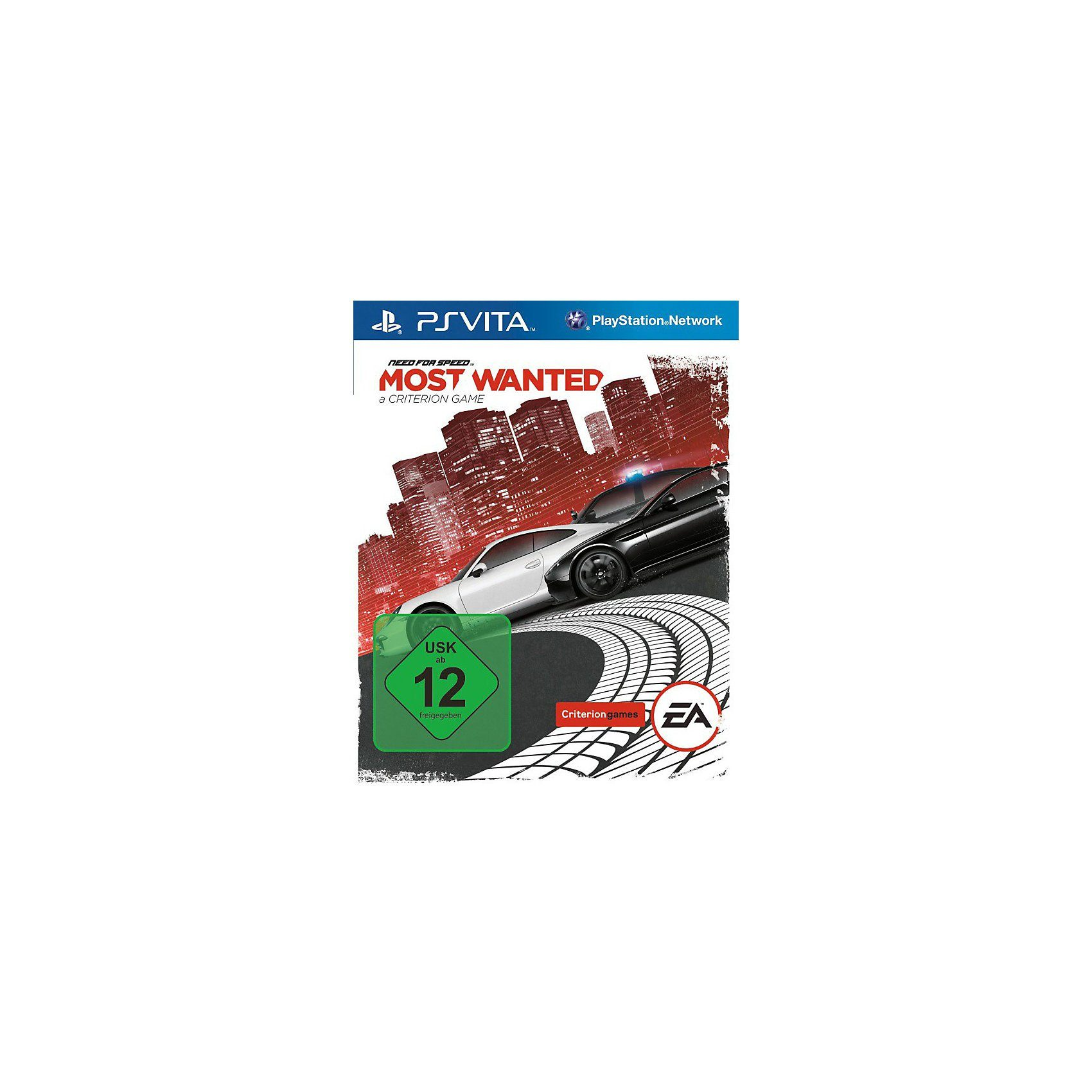 Electronic Arts PSV Need for Speed Most Wanted