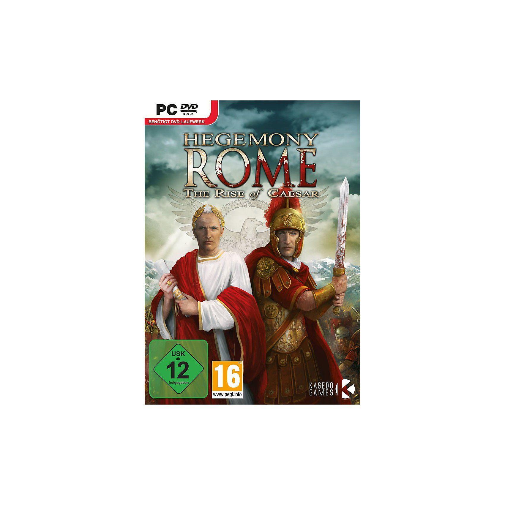 PC Hegemony Rome: The Rise of Caesar