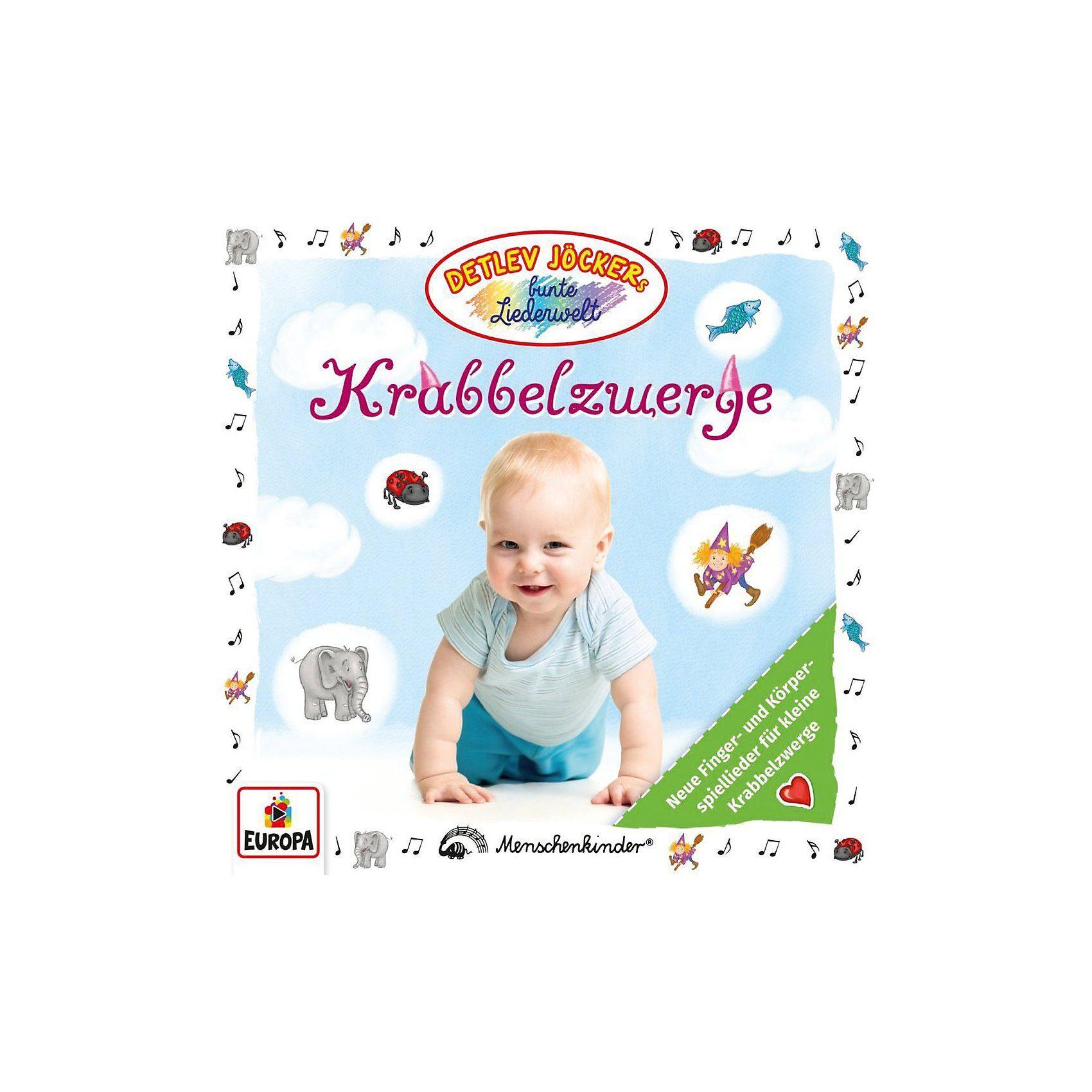 Sony CD Detlef Jöcker - Krabbelzwerge