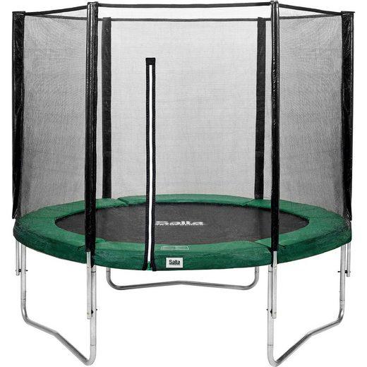 Salta Trampolin Combo 6ft - 183cm, grün