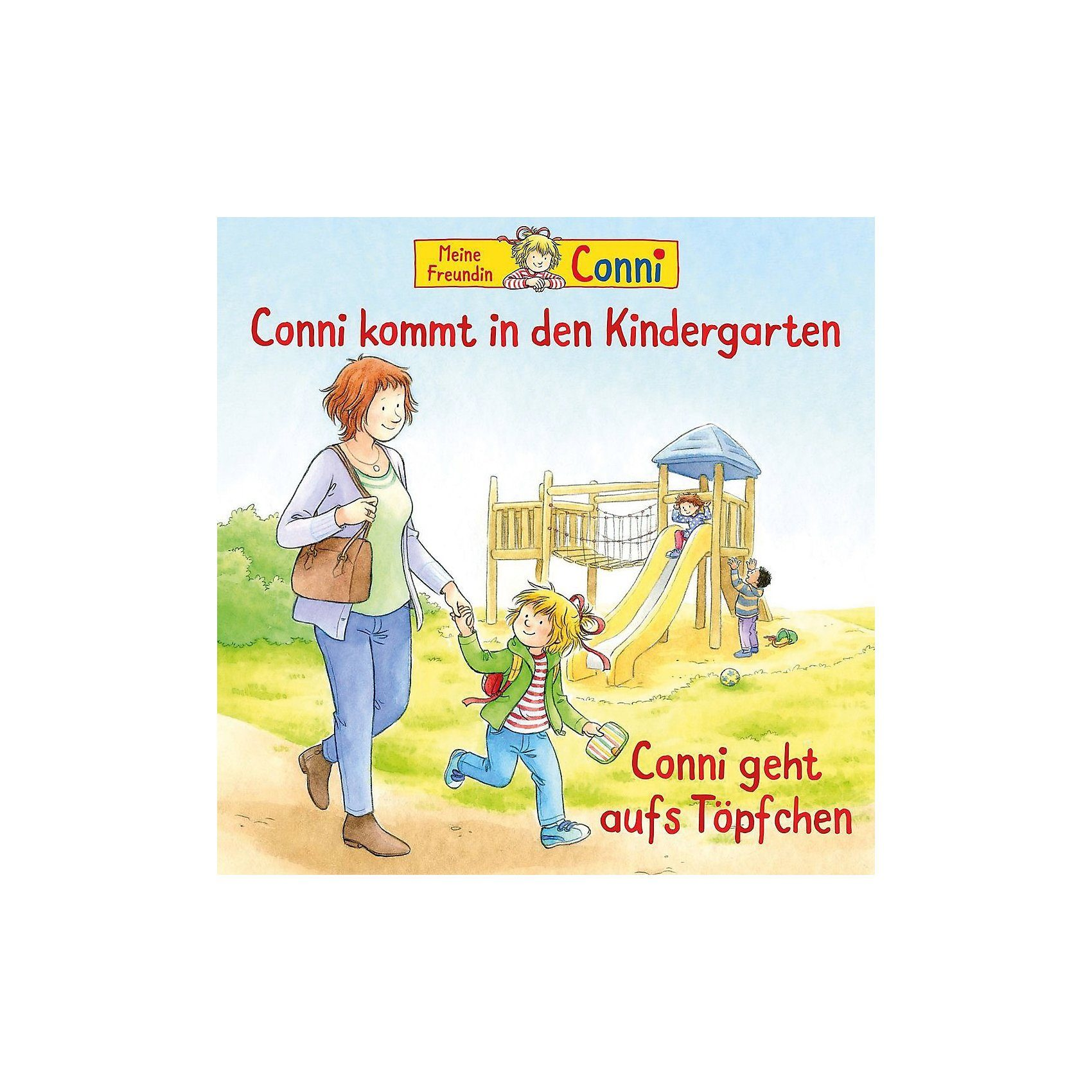 Universal CD Conni 53 -Kommt in den Kindergarten (Neu) / geht aufs Töp