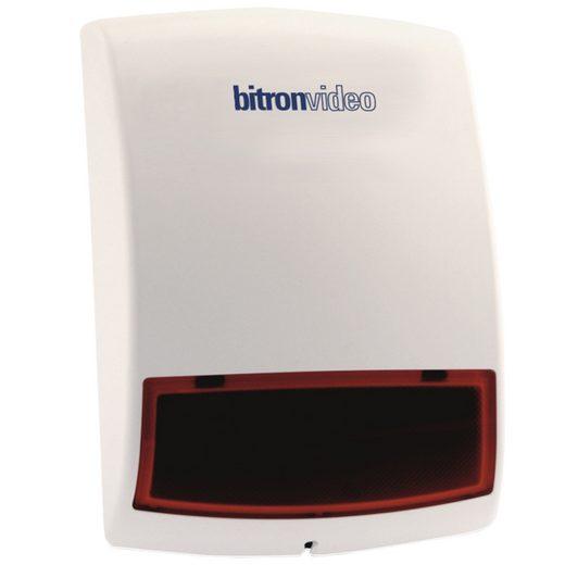 bitronhome Smart Home Zubehör »Außensirene mit Blinklicht«