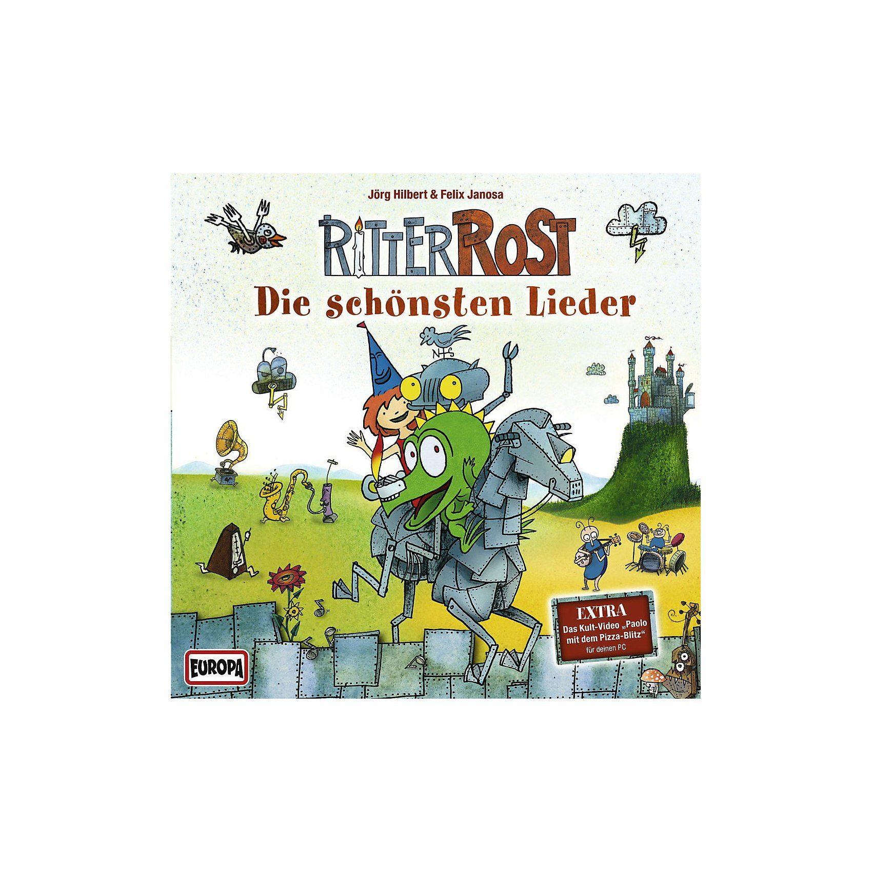 Sony CD Ritter Rost Die schönsten Lieder