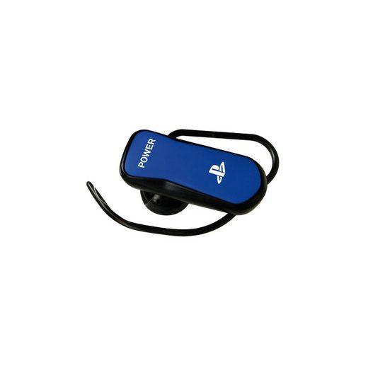 PS3 Bluetooth Headset - blau