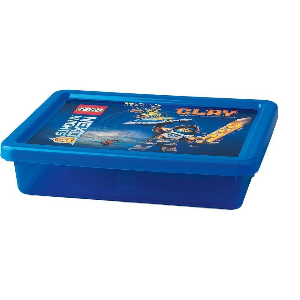 LEGO Aufbewahrungsbox Klein Nexo Knights