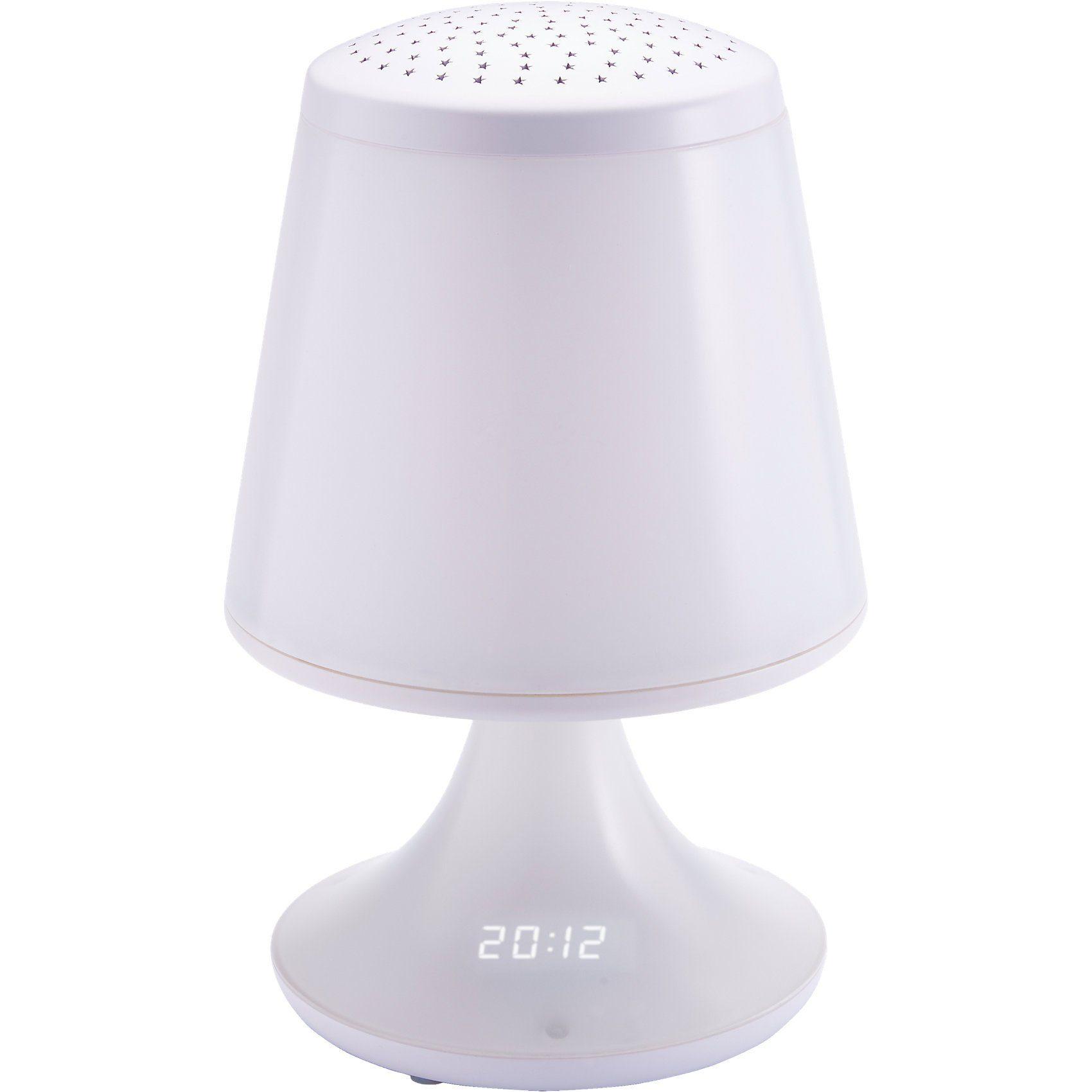 BigBen Radiowecker RRV01 - Lumin´Us Lampe mit Projektor