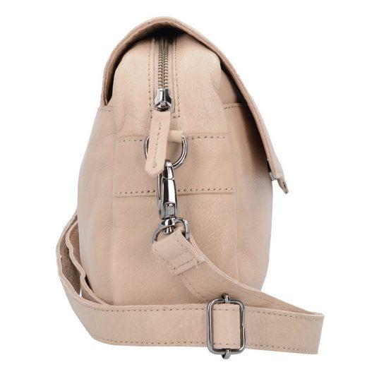 24 Cm Joso Leder Umhängetasche Cowboysbag fn8OAxqf