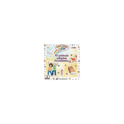 Sony CD Detlev Jöcker - 40 schönste religiöse Kinderlieder