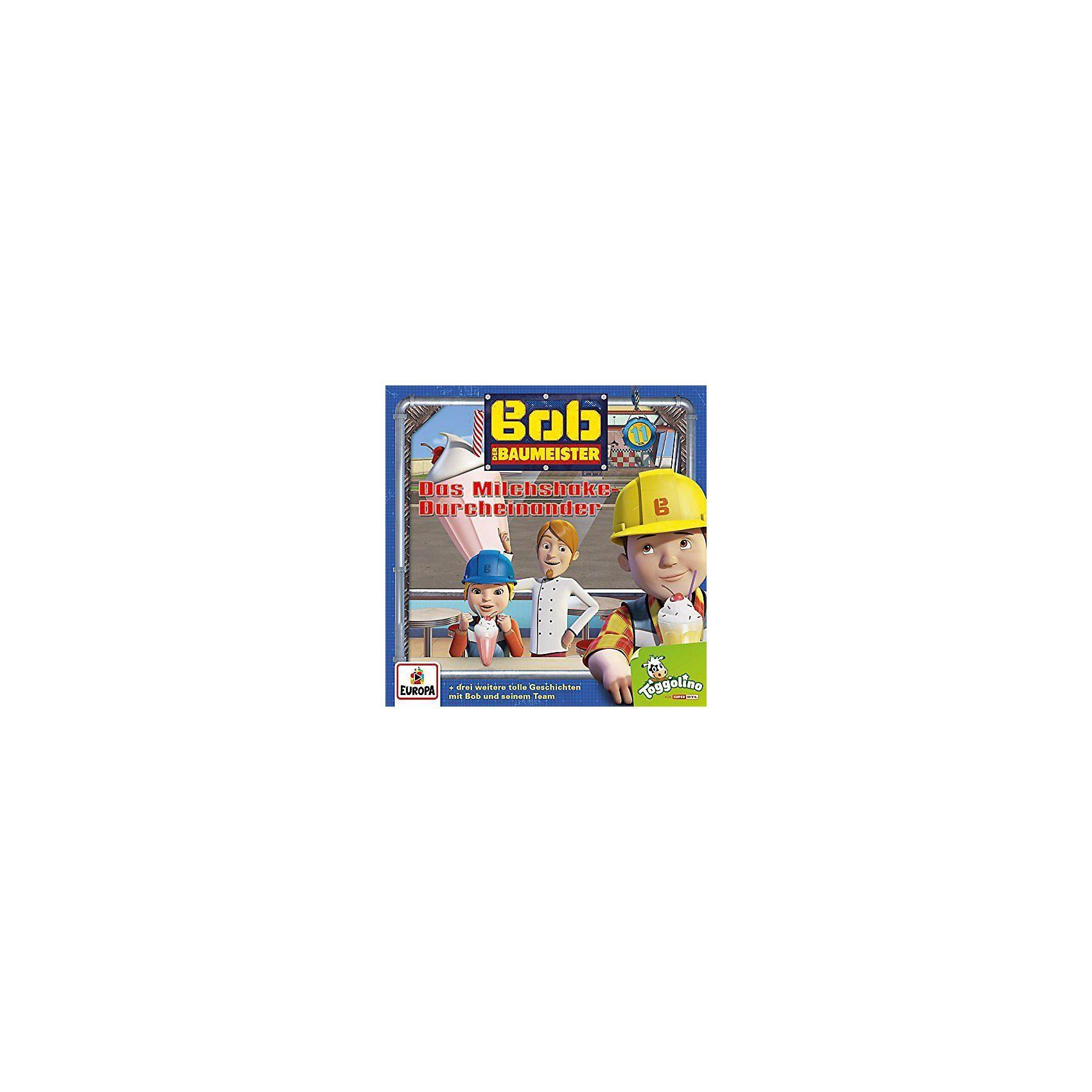 Sony CD Bob der Baumeister 11 - Das Milchshake-Durcheinander