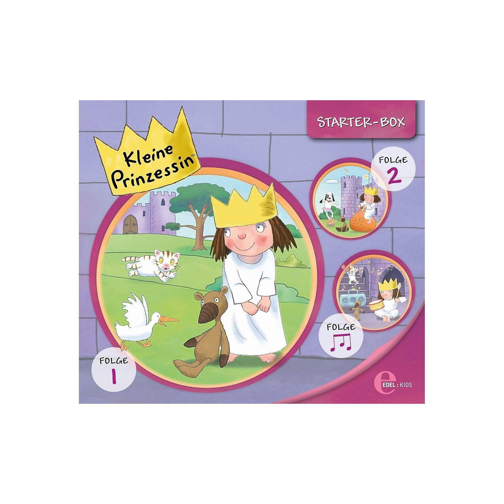 Edel CD Kleine Prinzessin - Starter-Box 1