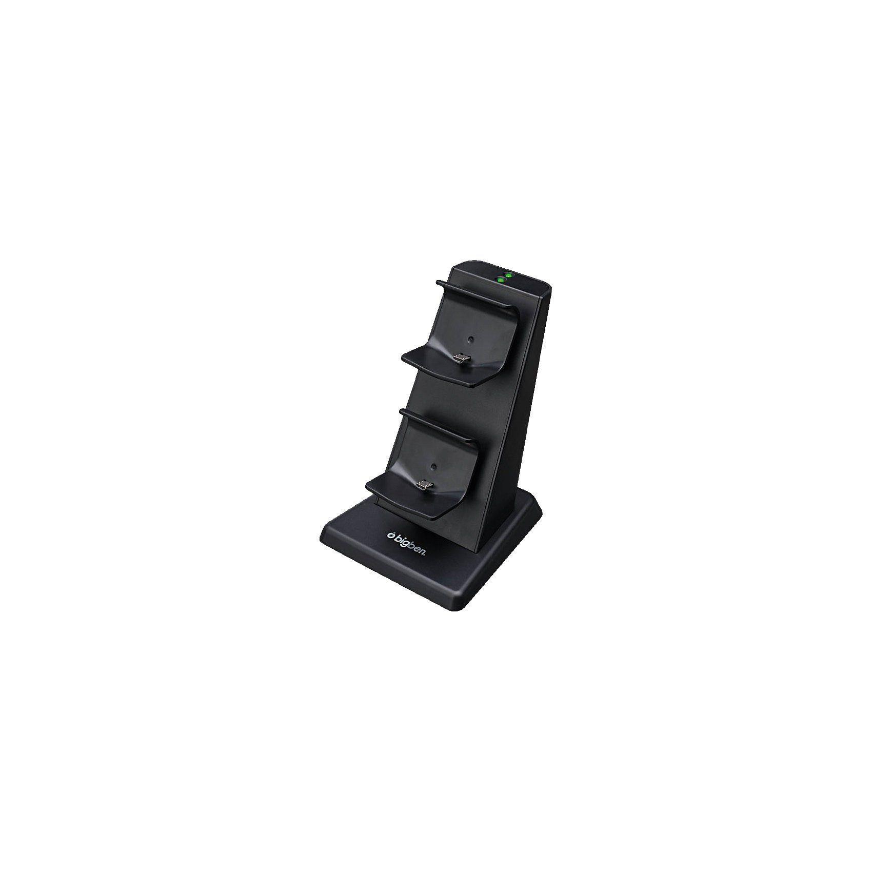 BigBen PS4 Ladestation für 2 Controller
