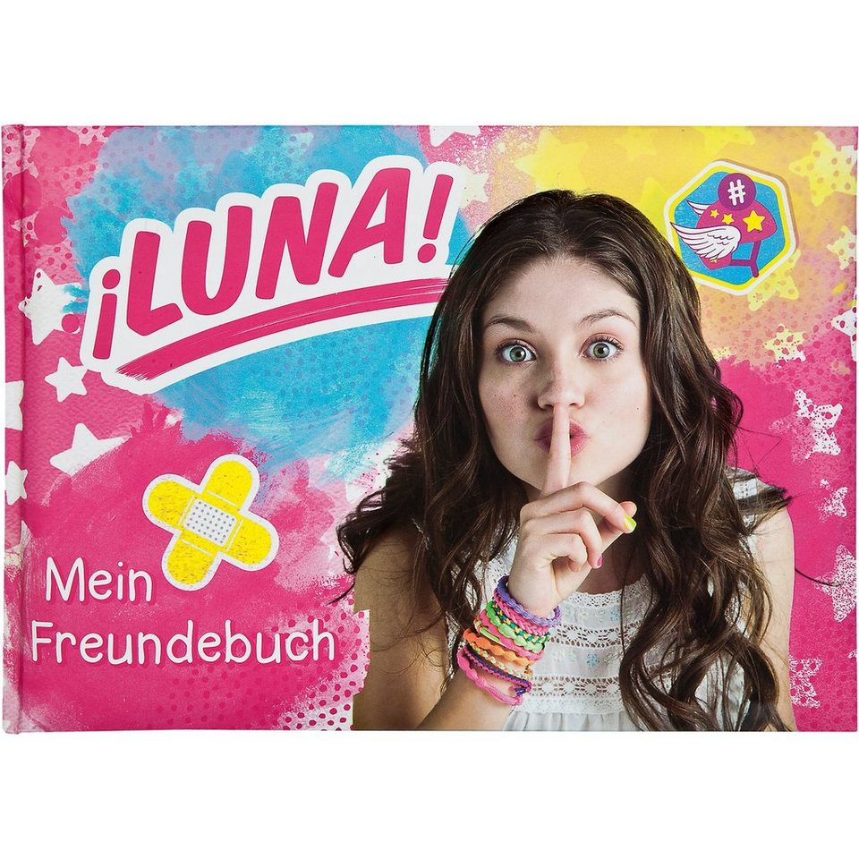UNDERCOVER Freundebuch A5 Soy Luna online kaufen