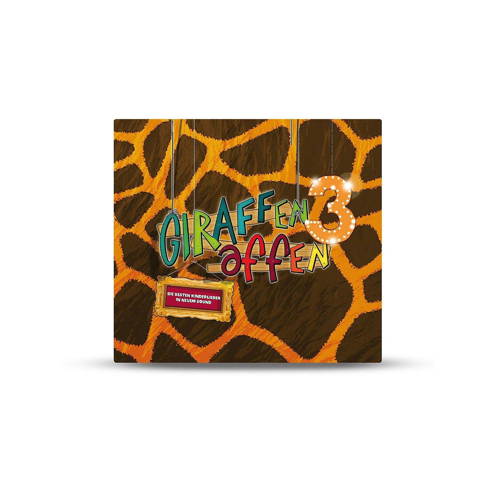 Universal CD Giraffenaffen 3 (Die Flauschige Edition)