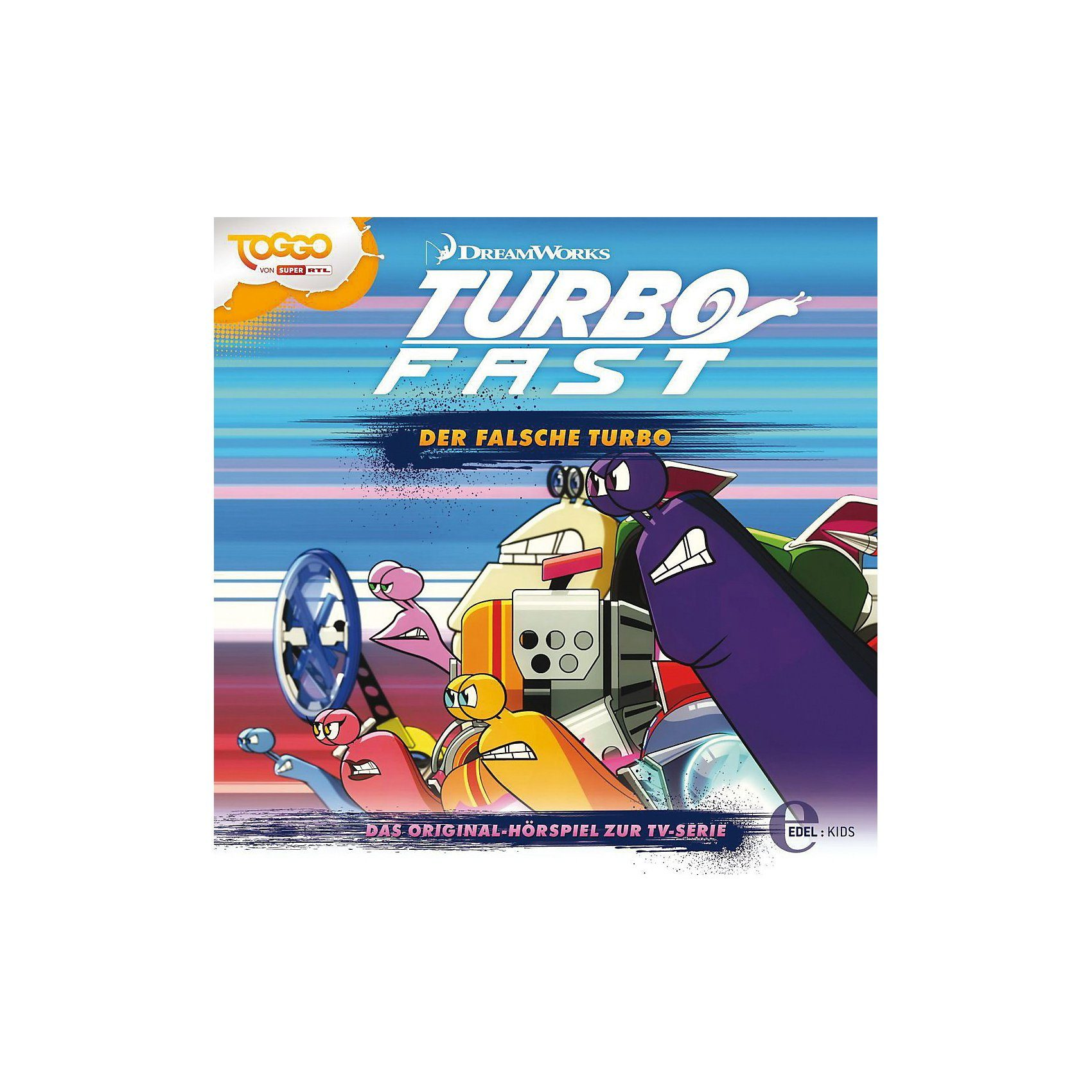 Edel CD Turbo Fast 03 - Der falsche Turbo