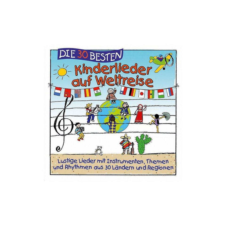 Universal CD Die 30 Besteen Kinderlieder auf Weltreise online kaufen