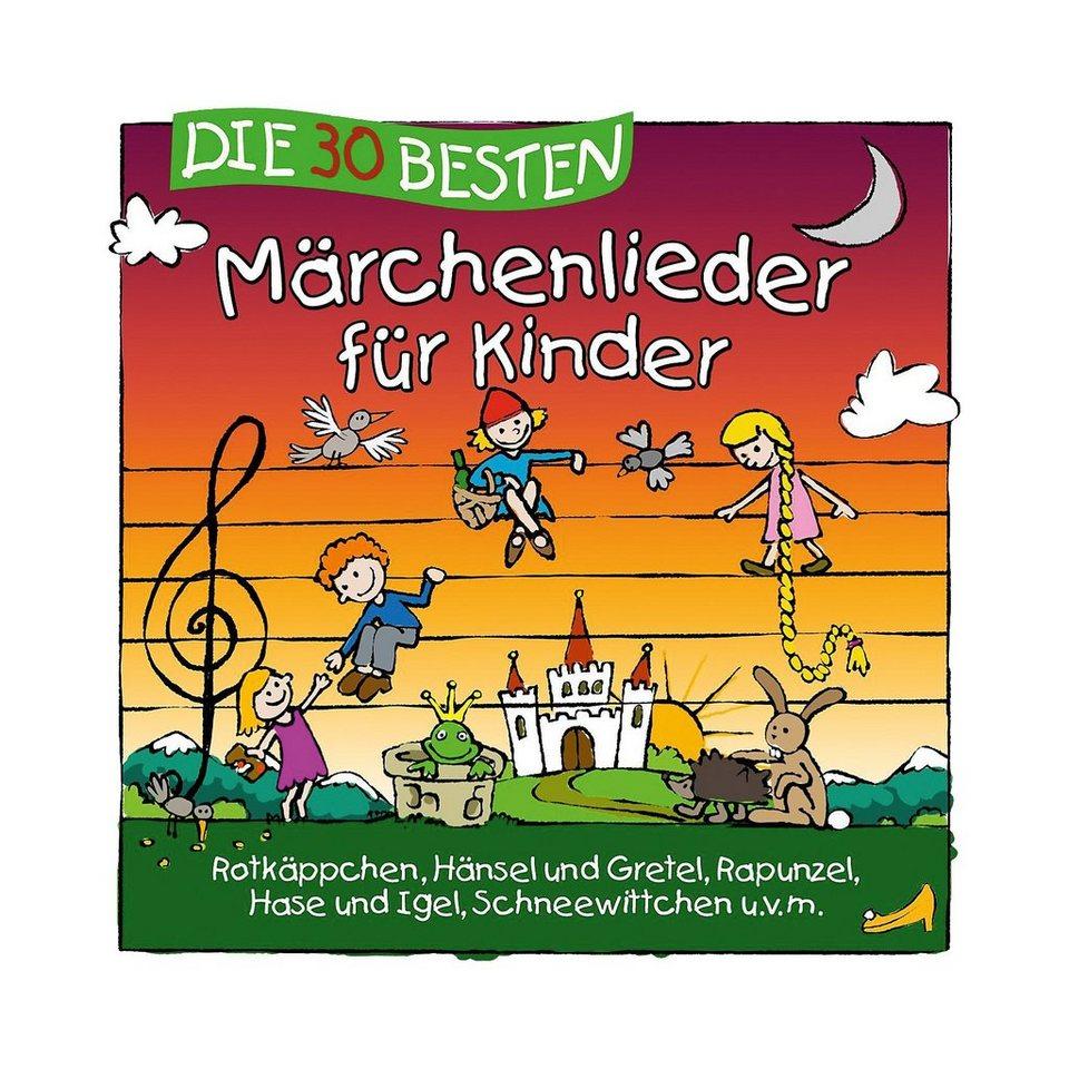 Universal CD Die 30 Besteen Märchenlieder für Kinder online kaufen