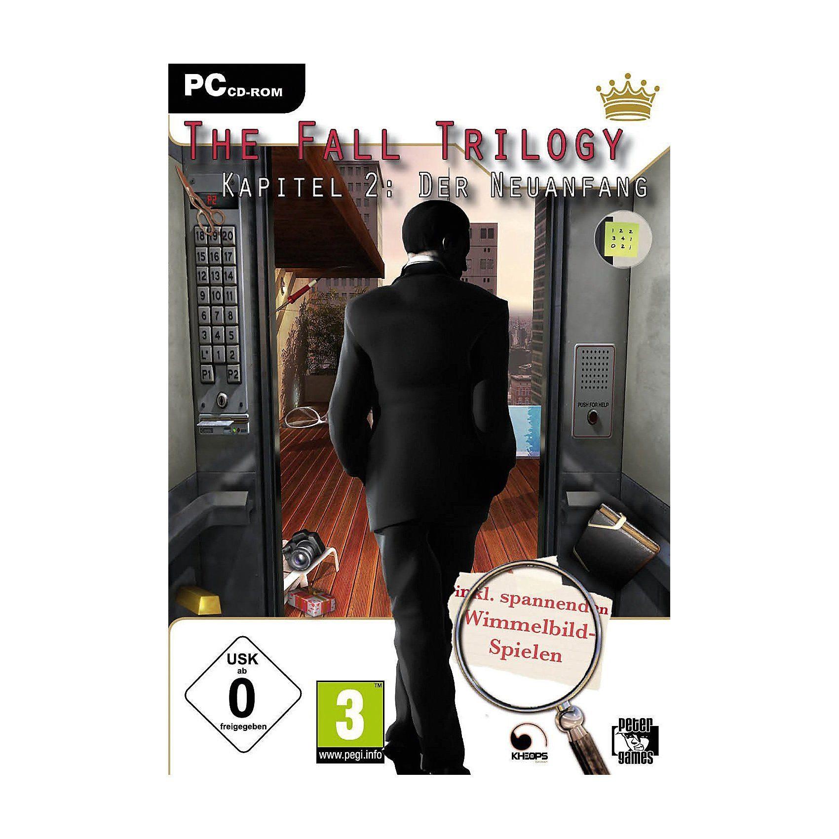 PC The Fall Trilogie - Kapitel 2