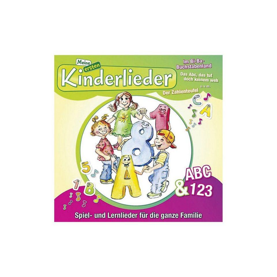Sony CD Kinderliederbande-Meine ersten & Kinderlieder-ABC & ersten online kaufen 5915f0