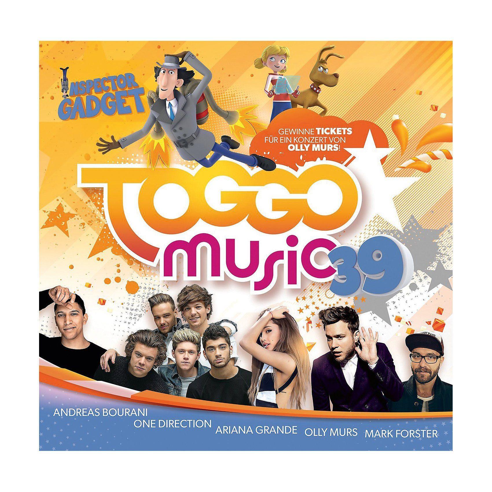 Sony CD Toggo Music 39