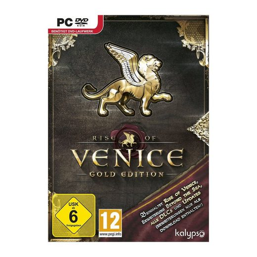 PC Rise of Venice - Gold Edition