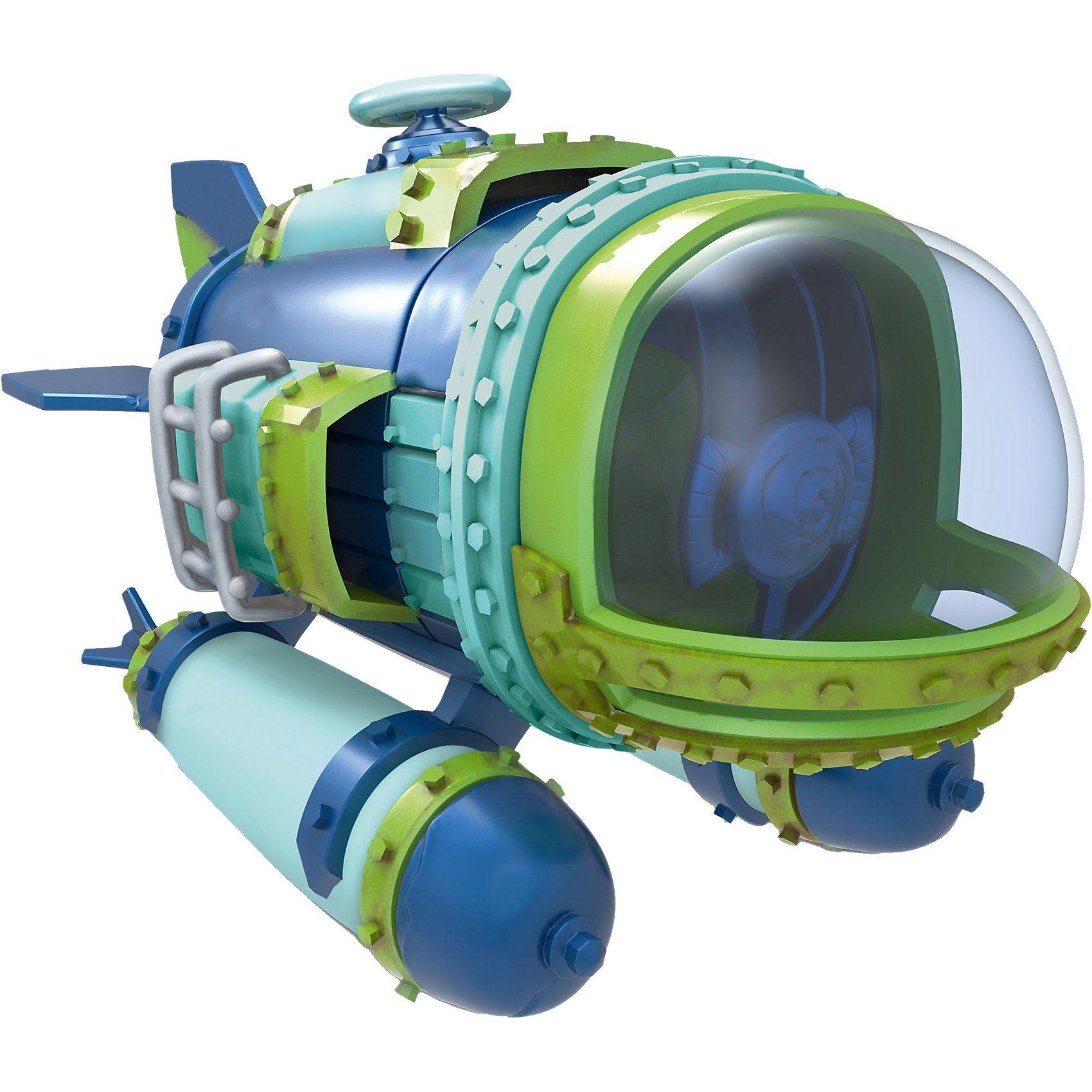 ACTIVISION BLIZZARD Skylanders Superchargers Fahrzeug - Dive Bomber