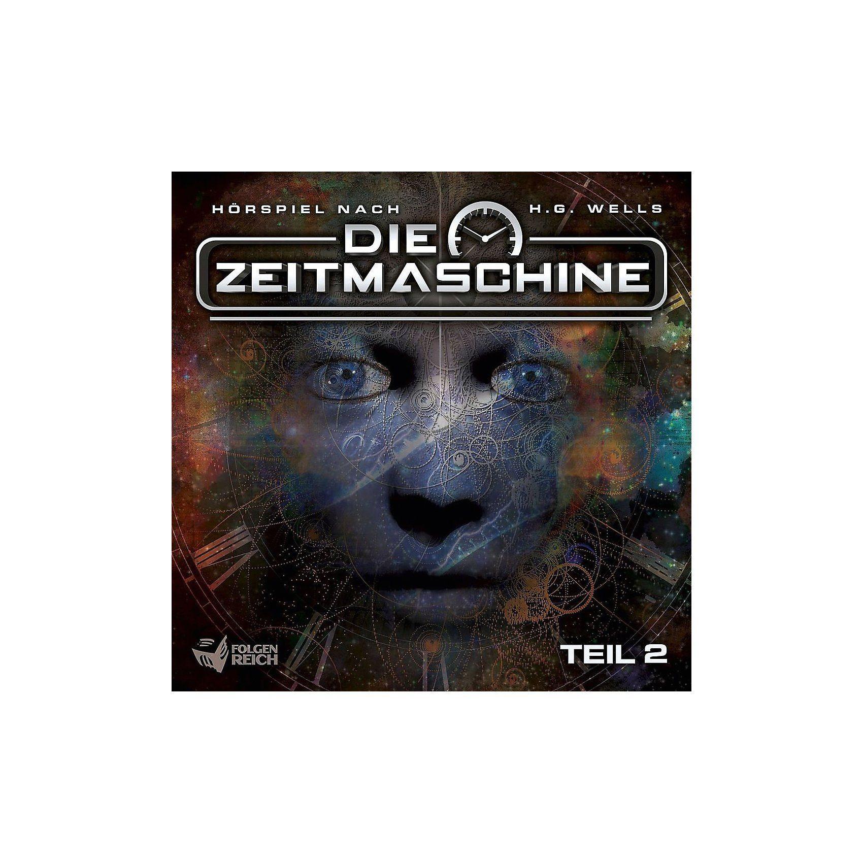 Universal CD Die Zeitmaschine - Teil 2 (Hörspiel)