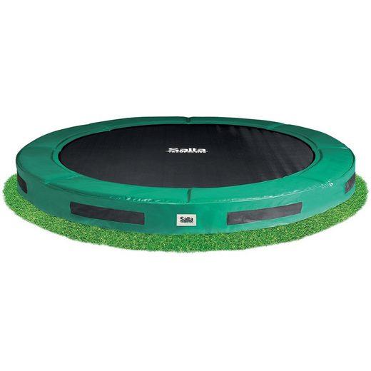 Salta Excellent Ground Trampolin - 305cm, grün