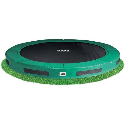 Salta Excellent Ground Trampolin - 366cm, grün