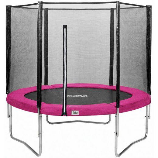 Salta Combo Trampolin 244cm, pink