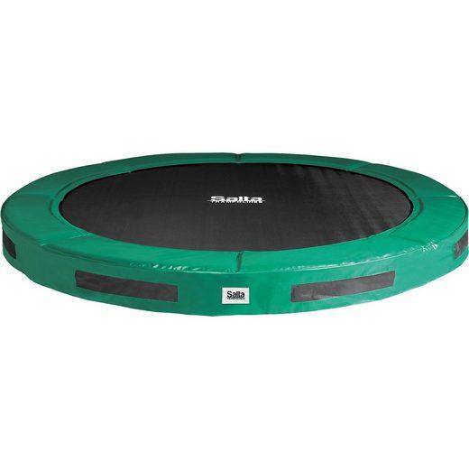 Salta Excellent Ground Trampolin - 244cm, grün