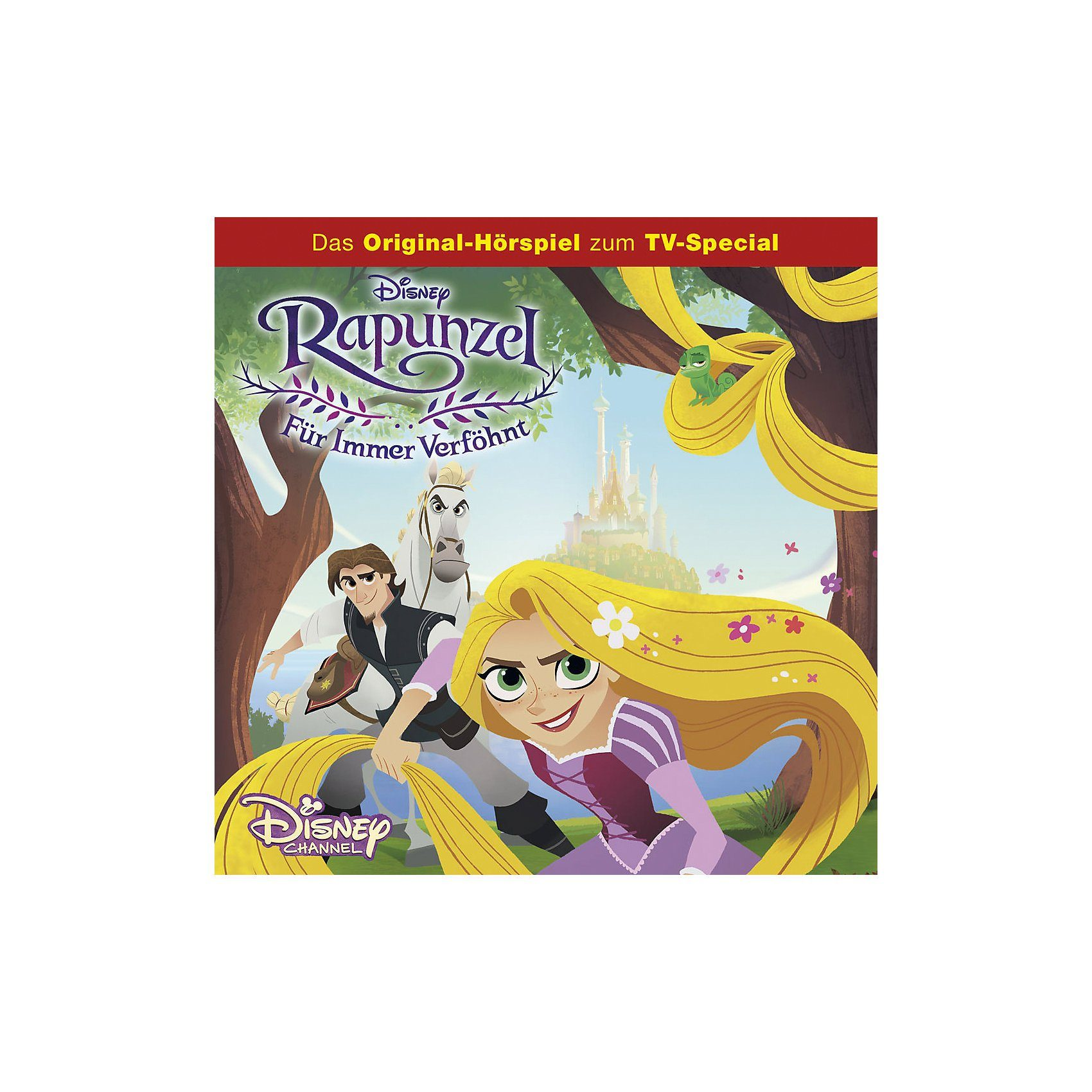 Kiddinx CD Disney Rapunzel - Pilotfolge
