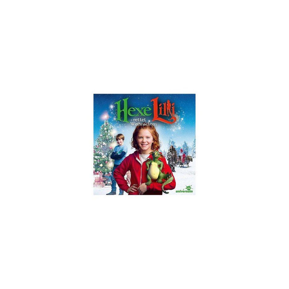 Universum CD Hexe Lilli Lilli Hexe rettet Weihnachten - Das Hörspiel zum Kinofilm online kaufen ced619