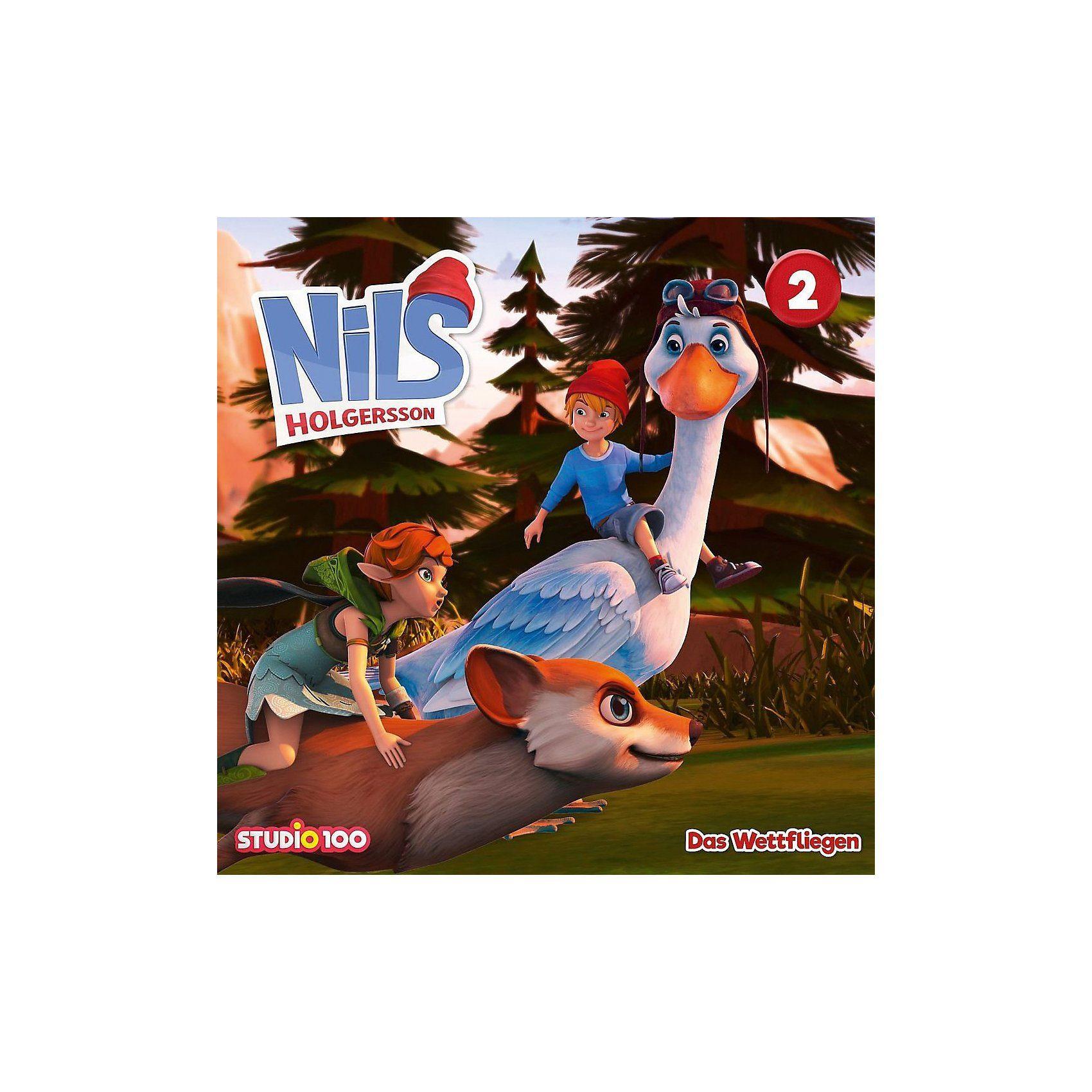 Universal CD Nils Holgersson 02 - Das Wettfliegen