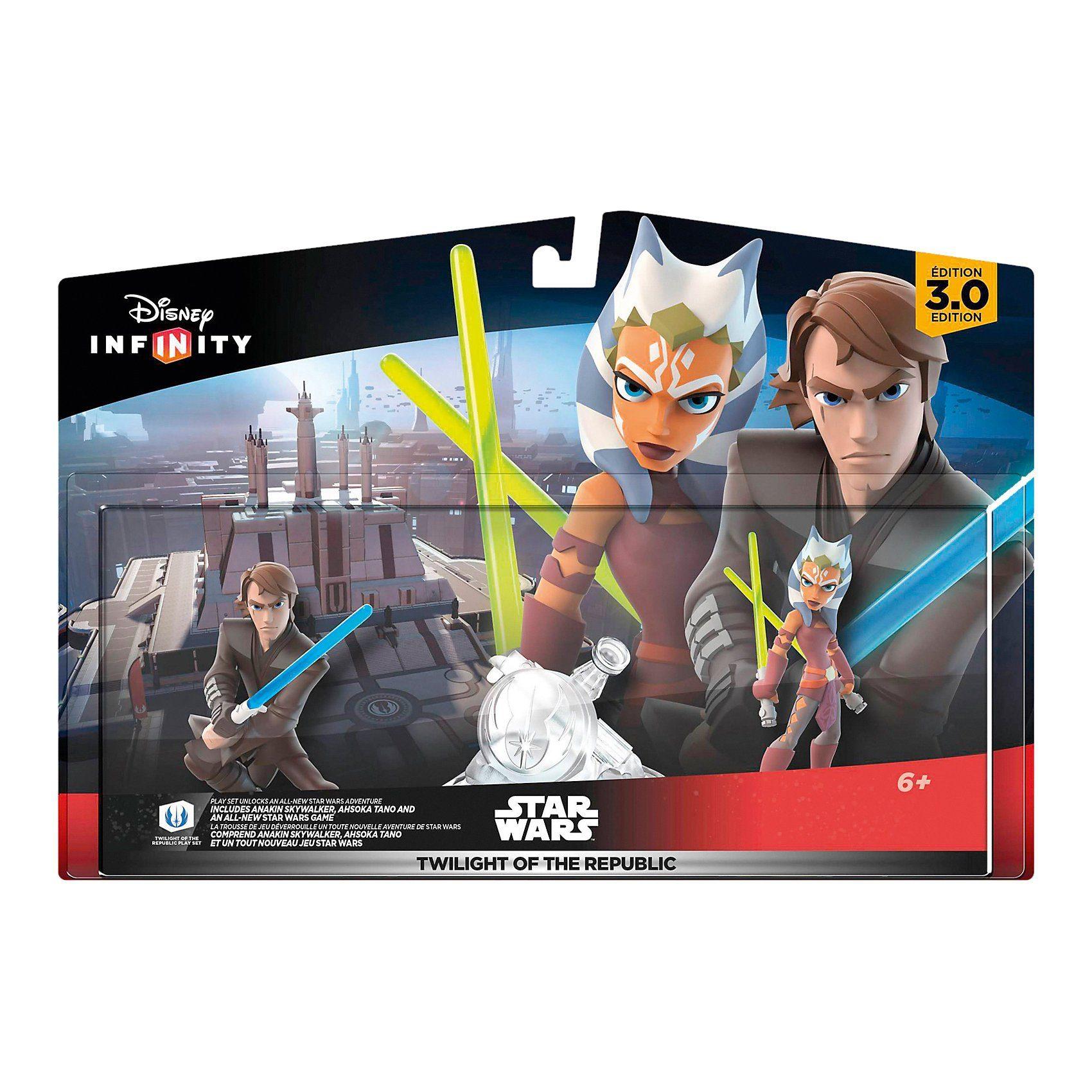 ak tronic Disney Infinity 3 Twilight of the Republic