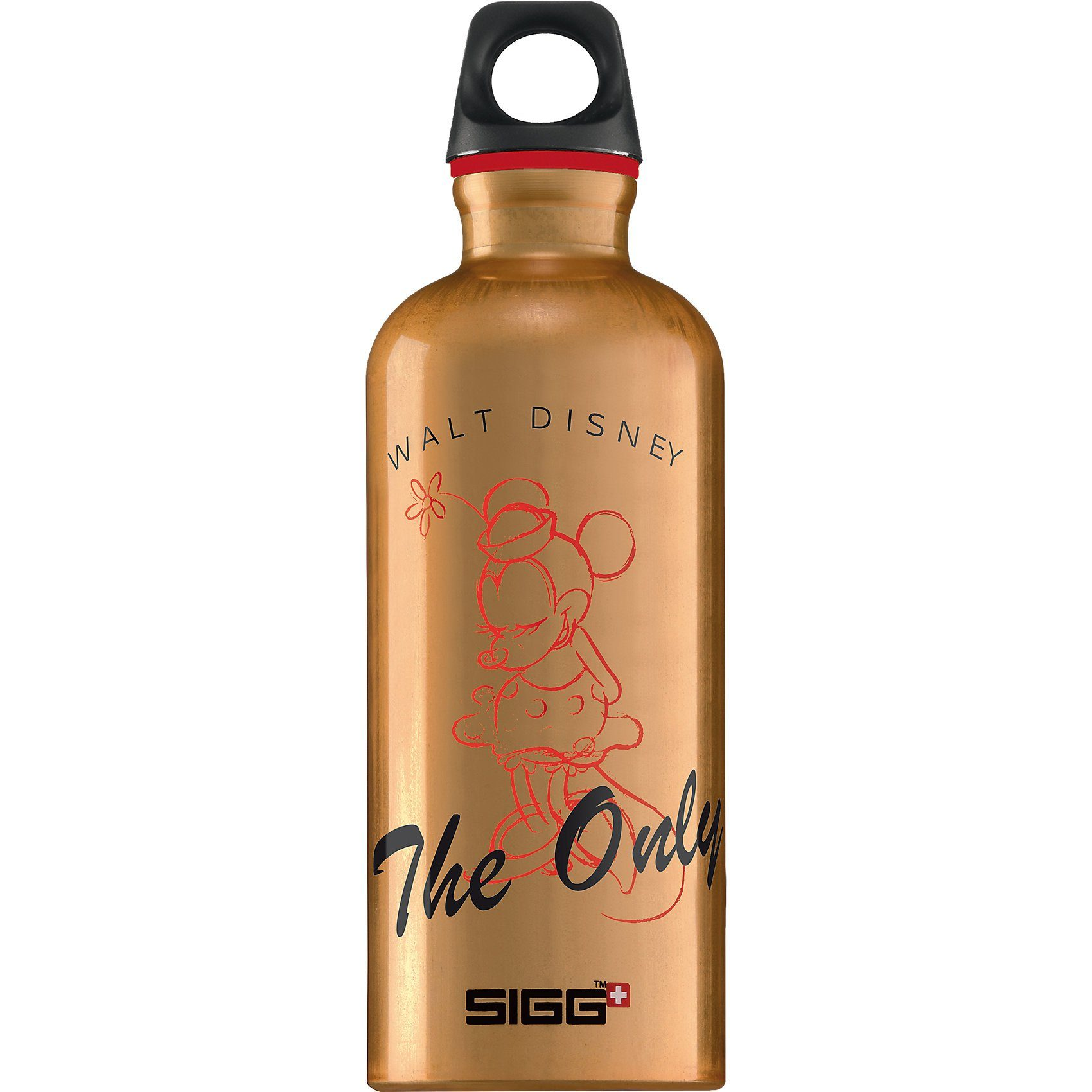 Sigg Alu-Trinkflasche Minnie Celebrity, 600 ml